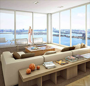 Icon Bay Miami Condo