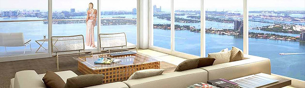 Icon Bay Miami Beach View